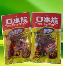 四川特產 40g 口水族燒烤金魚柳魚,口口都過癮哦!