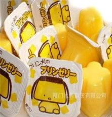 台湾原装进口 盛香珍小狗鸡蛋布丁果冻6KG/箱 散装 批发