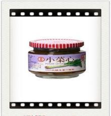 金兰小菜心 190g 酱菜 罐头  金兰进口食品 台湾食品 批发