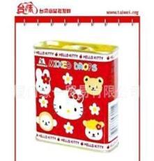 臺灣森永kt多樂福水果糖120gX40罐 臺灣糖果 臺灣食品批發