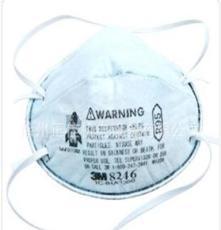 3M 8246 颗粒物防护口罩/酸性气体异味减除(头带式)20个装