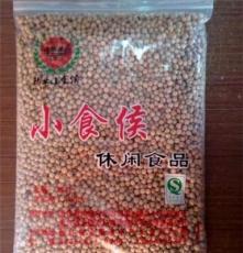 厂家直销休闲食品原味炒豌豆