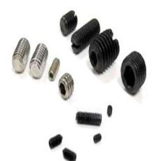 本厂主营:内六角紧定螺丝 ,一字紧定螺丝, 机械专用顶丝.
