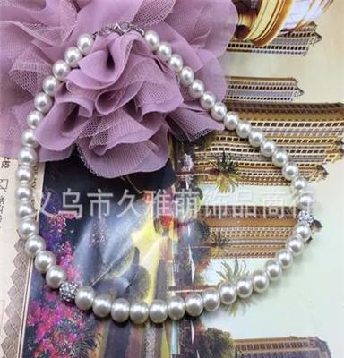 新款珍珠多层超长项链毛衣链长款女衣服挂件挂饰 韩版经典 项饰