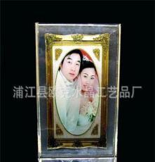 水晶影像 水晶彩像15款 優惠供應水晶結婚影像 水晶熱轉印