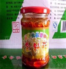 廠家直銷食用菌金針菇 紅油金針菇