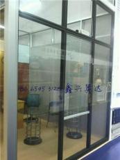 厂家装饰装潢设计办公隔断墙型材