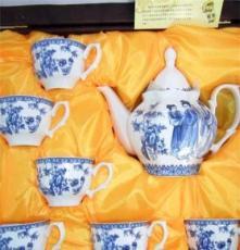 八棱茶具骨瓷釉中彩 功夫茶具 茶具生產廠家,茶具價格,配置