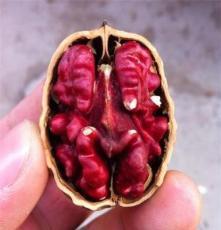 興盛前程批發供應薄皮堅果零食 紅皮核桃 散裝 新疆紅仁核桃