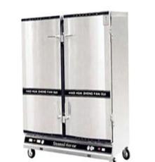 厂价直销食堂炊事设备1-3双门蒸饭柜