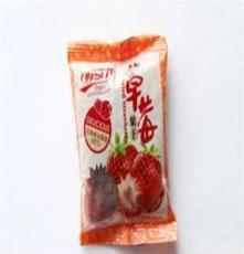 鲜引力草莓果干 休闲食品批发 蜜饯果脯