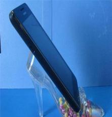 手機座 水晶手機座 壓克力工藝品 東莞禮品廠 壓克力手機座