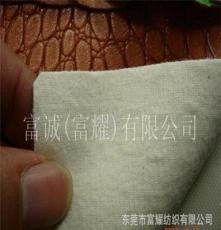 鳄鱼纹PU哑光雾面鳄鱼纹人造革皮革哑光鄂鱼纹起毛布底水晶石头纹