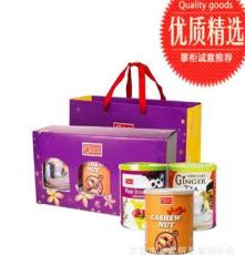 促銷春節年貨送禮 濃情蜜意果乾禮盒(禮盒+禮袋) 臺灣直送新品