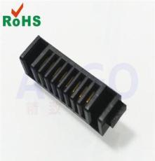 廠家批發筆記本電池座2.0間距8PIN母座鍍金高品質出口環保