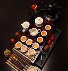 特價紫砂功夫茶具套裝四合一茶盤茶道茶杯茶臺套裝7