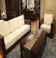 供应 时尚布艺沙发 皮加布沙发组合 客厅家具 休闲皮艺 转角沙发