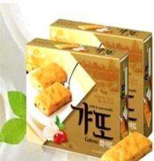韓國進口 樂天酸梅奶油派大盒 樂天酸梅派 酸梅 西式糕點 酸梅