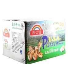 正宗廣東特產 同心圓開心果焗味五星4*2.41kg 綠色食品 堅果批發