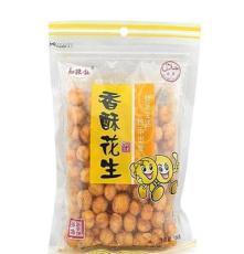 綠色食品 干果炒貨 安徽特產 白根柱香酥花生150g 花生批發特賣