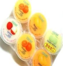 馬來西亞進口 可康果凍布丁 綜合口味 批發 整箱6枚*480克*16盒