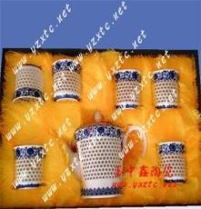 高檔手繪茶具手繪陶瓷茶具34