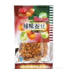 68g辣味蠶豆 休閑食品 堅果炒貨 批發 廠家直銷