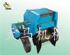 乐陵是青贮打捆机的原产地 符合畜牧养殖的打捆机