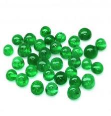 SER彩寶 1.0-5.0mm圓形素面祖母綠配石 正品現貨