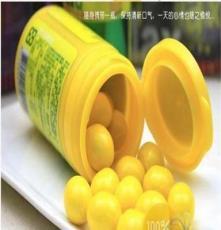臺灣統一MaxQ無糖口香糖 檸檬優格口味