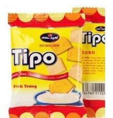 越南tipo白巧克力面包干300g 10包一箱 淘寶類目銷售前茅