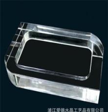 厂家直销拼角系列烟灰缸 多用水晶烟灰缸 各类烟灰缸定制中