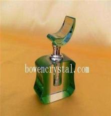 禮品型水晶香水瓶定制/工藝品型水晶香水瓶開發