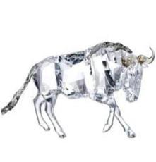 精致 供应水晶牛 水晶十二生肖 水晶动物 水晶工艺
