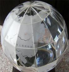 拼块精制特大号水晶球 高档水晶商务礼品 水晶办公摆件