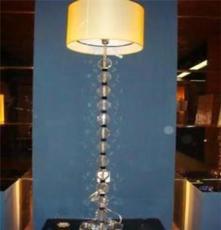 廠家直銷 水晶立柱 水晶臺燈、落地燈配件 來圖來樣定做