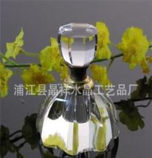 供應浦江高檔水晶香水瓶批發,人體香水瓶,廠家直銷,可定做