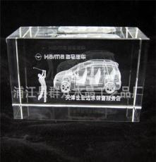 水晶內雕車模 水晶擺件 商務禮品鎮紙 各種水晶價格2.8-50元
