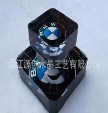厂家直销新款汽车香水座 车载香水 水晶礼品 车标水晶香水座