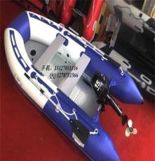 厂家工厂直供橡皮艇冲锋舟钓鱼船3.3米5+1人2799元