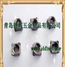 DIN928不銹鋼304四角焊接螺母、不銹鋼316四角焊接螺母