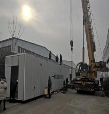 住宅小区生活污水处理设备 办公楼污水处理一体机,青岛伊美设备