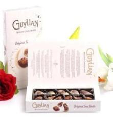 比利時吉利蓮貝殼巧克力禮盒125G