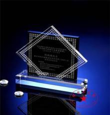 噴砂小方格紀念獎牌 粵港水晶獎杯定制 廠家直銷獎杯價格
