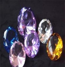 高檔水晶鉆石家居擺件 珠寶柜臺裝飾品現貨批發 創意婚慶道具擺件