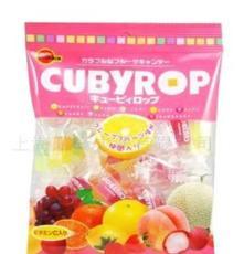 双色水果糖 日本进口食品 水果糖 进口食品 糖果