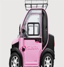 濟南新日V米  電動汽車 四輪電動轎車  老年代步車