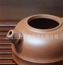 宜兴紫砂壶 雅仕轩茶具 竹节汉鼎 手工壶 新货礼品 年货 批发