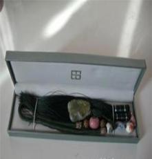 中国结水晶挂件 高档中国结工艺品挂件 玉石挂件