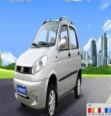 河南省時風GD04 四輪電動轎車  全封閉老年人代步車 時風助殘車